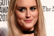 Taylor Schilling Medium Straight Cut