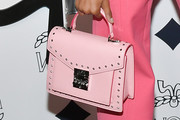 Skai Jackson Leather Purse