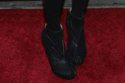 Alicia Quarles Cutout Boots