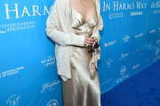 Sharon Stone Evening Dress