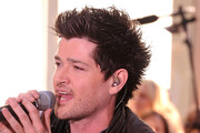 Danny O'Donoghue Spiked Hair