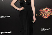 Jessica De Gouw Evening Dress