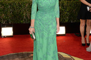 Helen Mirren Beaded Dress
