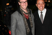 James Van Der Beek Wool Scarf