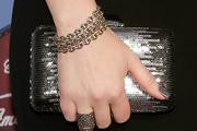 Shawna Thompson Sequined Clutch