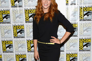 Rachelle Lefevre Little Black Dress