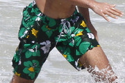 Joakim Noah Swim Trunks