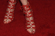 Darby Stanchfield Gladiator Heels
