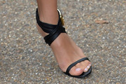 Elisa Sednaoui Strappy Sandals