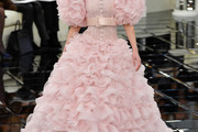 Lily-Rose Depp Princess Gown