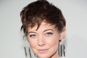Analeigh Tipton Messy Cut
