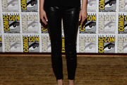 Emily VanCamp Leggings