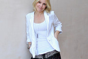 Emma Caulfield Blazer