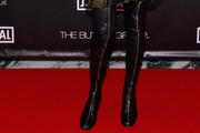 Malin Akerman Over the Knee Boots