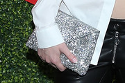 Kaitlyn Dever Satin Clutch