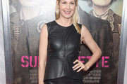 Kelly Rutherford Peplum Top