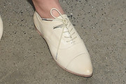 Jaime King Flat Oxfords