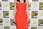 Emeraude Toubia Form-Fitting Dress