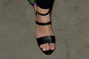 Sistine Rose Stallone Strappy Sandals