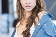 Barbara Palvin Loose Braid