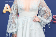 Julia Michaels Embroidered Dress