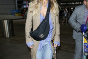 Rita Ora Wool Coat