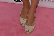 Rachel Mccord Peep Toe Pumps