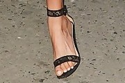 Jurnee Smollett-Bell Evening Sandals