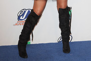 Dulce Maria Knee High Boots
