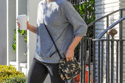 Amanda Seyfried Printed Shoulder Bag