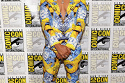 Candice Patton Pantsuit