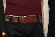 Luke Pasqualino Leather Belt