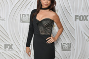 Sarah Hyland One Shoulder Dress