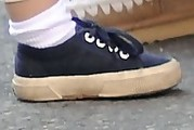 Tabitha Broderick Canvas Sneakers