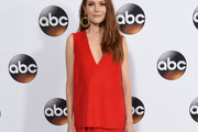 Darby Stanchfield Loose Top