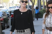 Melanie Griffith Crewneck Sweater