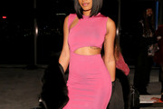 Keke Palmer Cutout Dress