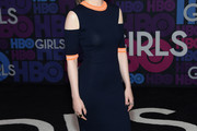 Gillian Jacobs Cutout Dress