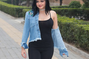 Ariel Winter Denim Jacket