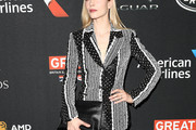 Sylvia Hoeks Sequined Jacket
