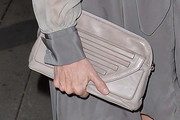 Cheryl Howard Leather Clutch