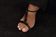Lais Ribeiro Strappy Sandals