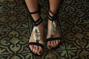 Louise Roe Gladiator sandals