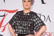 Kelly Osbourne Crop Top