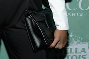 Kat Graham Leather Clutch