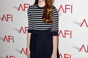 Mackenzie Foy Sweater Dress