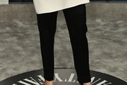Katie Couric Skinny Pants