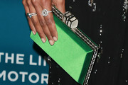 Gabrielle Union Satin Clutch