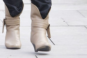 Catherine Tyldesley Ankle Boots