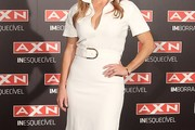 Poppy Montgomery Shirtdress
